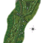 Wanaka Golf Course Map